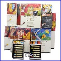 Oil Pastel Sennelier Professional Artist Assorted Colour Set 6 12 24 48 72