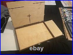 Open Box M Pochade Paint Box Large 12 X 16