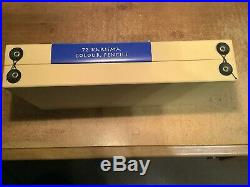 Original Boxed Set of 72 All Different & All New Very Rare Karisma Pencils
