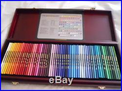 PRISMACOLOR PREMIERE COLORED PENCIL Deluxe Collection Wood Box