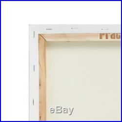Practica Stretched Canvas Boxes of 20 5/8 Deep Cotton Acid Free Primed Painting