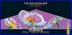 PrismaColor Premier Soft Core 150 Coloured Pencils Prismacolour Brand New Box C