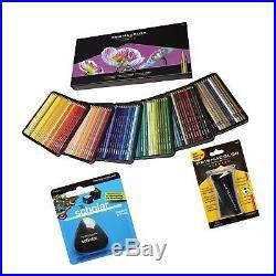 Prismacolor Colored Pencils Box of 150 Assorted Colors, Triangular Scholar Pe