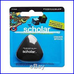Prismacolor Colored Pencils Box of 150 Assorted Colors, Triangular Scholar and