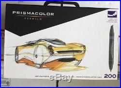 Prismacolor Premier Marker Set Of 200 Brand New In Box 1885561