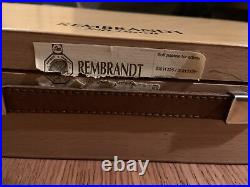REMBRANDT SOFT PASTELS FOR ARTISTS By Royal Talens 225 Pastels Wood Box