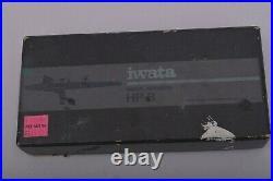 Rare Vintage Iwata HP-B High Performance Air Brush Hand Piece Japan with Box
