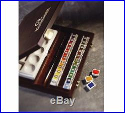 Rembrandt Artists Quality Professional Watercolour Wooden Box 05840004