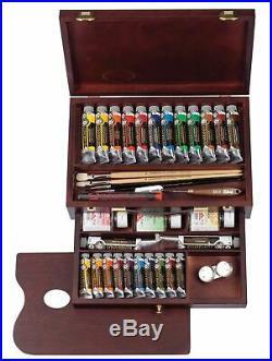 Rembrandt Oil Colour Box Master