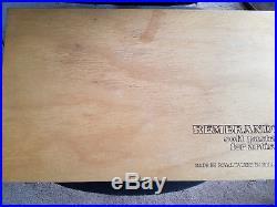 Rembrandt Soft Pastel Set 225 Pieces Wooden Box. READ DESCRIPTION