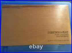 Rembrandt Soft Pastel Wood Box Set Box