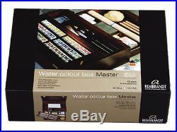 Rembrandt Water colour Box Master Set Artist Quality Watercolour