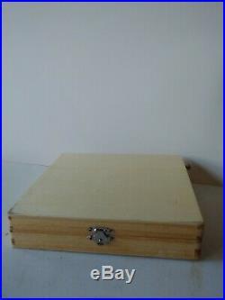 Repurposed Pochades Magna-box Pochade Box Laptop Easel Plein Air Field