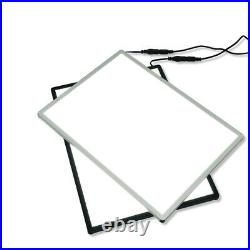Restaurant Poster Led Light Box Display Store Advertising Sign Ads Photo Board