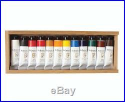 Richeson Oils Wood Box Set/12 Tubes