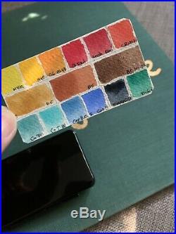 Rowney Bijou Box Box Winsor And Newton Daniel Smith Watercolor Schmincke Palette