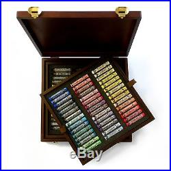Royal Talens Rembrandt Extra Fine Soft Pastel Selection of 90 in Wooden Box