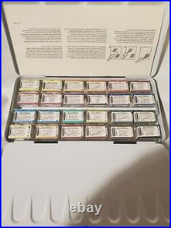 SCHMINCKE Horadam Artists Watercolour 24 Whole Pans Metal Box Set 74324