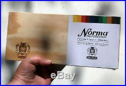 SCHMINCKE NORMA Special Edition Professional Oil Paint Gift Set in Wood Box