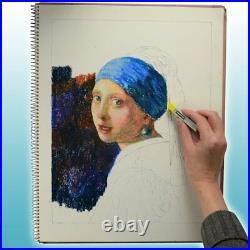 Sakura Cray-Pas Specialist 85 colors (88 Pieces) ESP88 Oil Pastels Wood Box Set