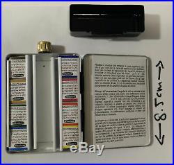 Schmincke Horadam Aquarell Watercolor Compact Field Box Set 8 Half Pans 74408