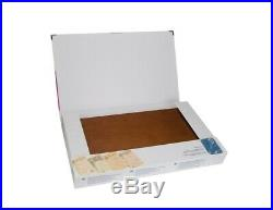 Schmincke Horadam Wooden Box 140 Color Watercolor 1/2 Pans