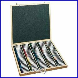 Sennelier Oil Pastel 120 Assorted Wood Box