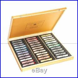 Sennelier Pastel Full Stick Set Wood Box Set of 36