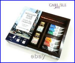 Sennelier Rive Gauche Wooden Box Set Of 12 Colours