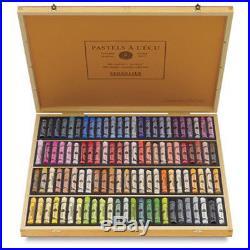 Sennelier Soft Pastel Wood Box Portrait Set of 100