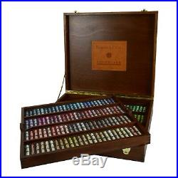 Sennelier Soft Pastel Wood Box Set of 175 Full Sticks Multi