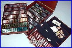 Sennelier Soft Pastel Wood Box Set of 525
