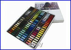 Sennelier Soft Pastels Cardboard Box Set of 120 Half Stick Paris Collection
