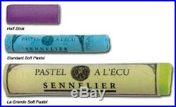 Sennelier Soft Pastels Cardboard Box Set of 80 Half Stick Plein Air Landscape
