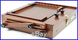 Sienna Plein Air Artist Pochade Box Easel Large