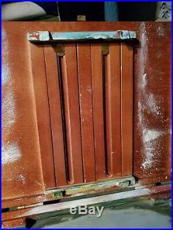 Sienna Plein Air Artist Pochade Box Easel Large box palette area of 12 x 10