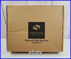 Sienna Plein Air Artist Pochade Box Easel Medium (CT-PB-0910) (B)