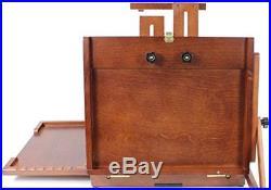 Sienna Plein Air Artist Pochade Box Easel Medium, ideal for oil & acrylic paint