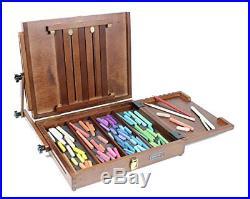 Sienna Plein Air Pastel Box
