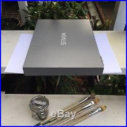 Strada Easel Pochade box Pleinair Painting Aluminum with accessories