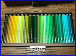 UNI Mitsubishi Color Pencil 240 Colors with Box 50th anniv. Limited to 5000 F/S