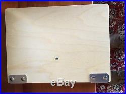 U. GO Anywhere Model Pochade Box 8.4X11.25 V29040 Portable Plein Air EASEL