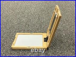 U Go Plein Air Pochade Box Easel-6x8-BRAND NEW-with side tray accessory