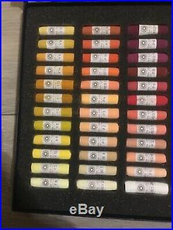 Unison Artists Pastel Box Set 72 Portrait Colours