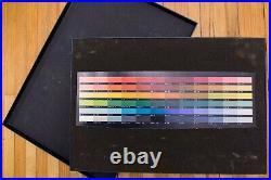 Unison Colour Soft Pastel Used Starter Set of 72 With Presentation Box