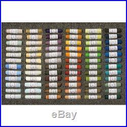 Unison Soft Pastel Set of 72 for Landscapes in a black presentation box