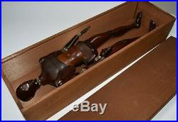 Vintage Artist Mannequin Oscar Bakelite Art Deco Lay Figure 1930 Near Mint Box