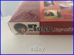 Vintage Bob Ross Master Paint Set New in Box Sealed Original Kit Brushes Knife