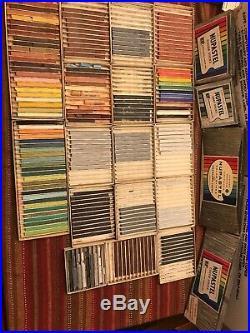Vintage NUPASTEL Lot of 17 Boxes of color sticks art pastel. GRAY Multi Prisma