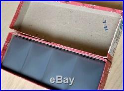 Vintage Winsor & Newton Heavyweight Watercolour Box Enameled Watercolor Palette